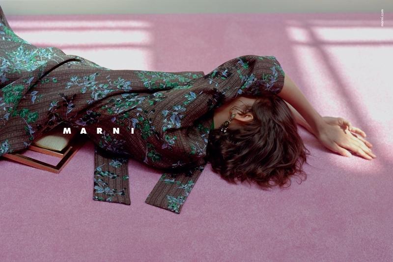 Marni Fall 2015 ad campaign photo