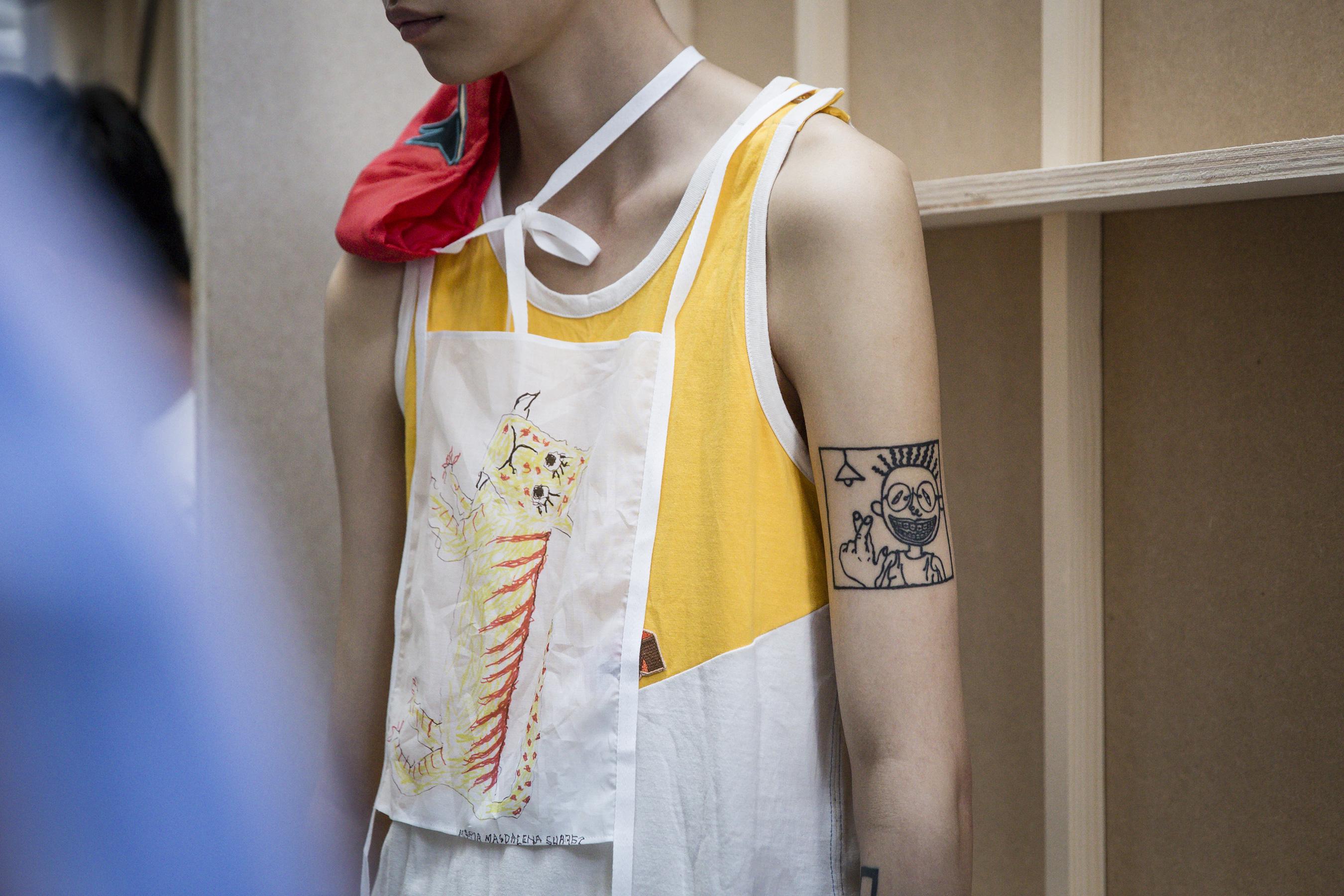 mens 2018 art trend marni backstage