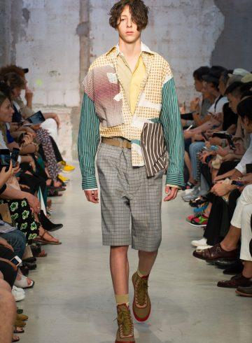 Marni Spring 2018 Men's Fashion Show