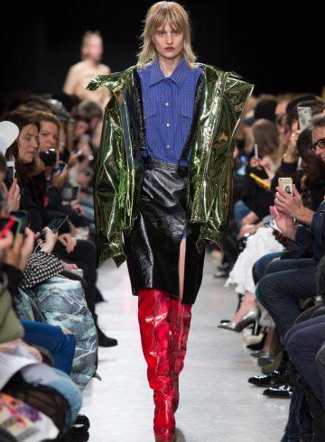 Masha Ma Fall 2017 Fashion Show