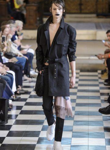 Matthew Miller Spring 2018 Men's Fashion Show