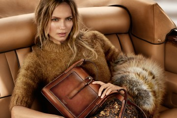 michael kors fall 2015 ad campaign photo