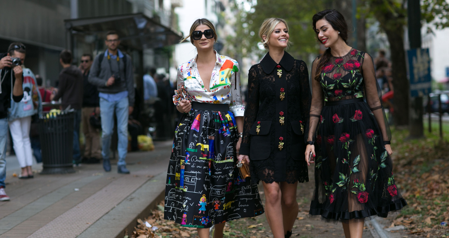 The Best Of Milan Fashion Week Street Style Spring 2016 Day 5 The Impression