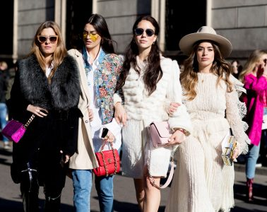 Milan Fashion Week Fall 2017 Street Style Day 4