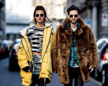 Milan Men's Fashion Week Street Style Day 2 Fall 2017
