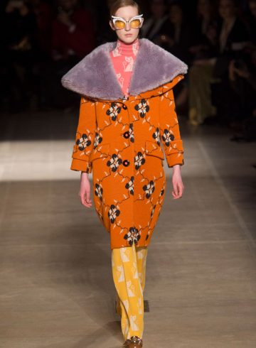 Miu Miu Fall 2017 Fashion Show