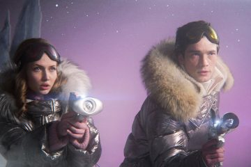 Moncler's Intergalatic B-Movie Inspired Moonray Film