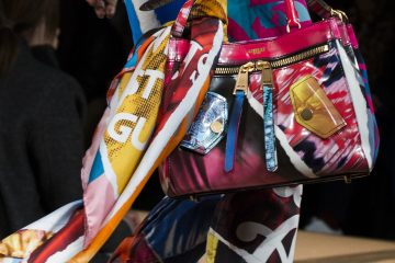 Moschino Fall 2017 Fashion Show Details