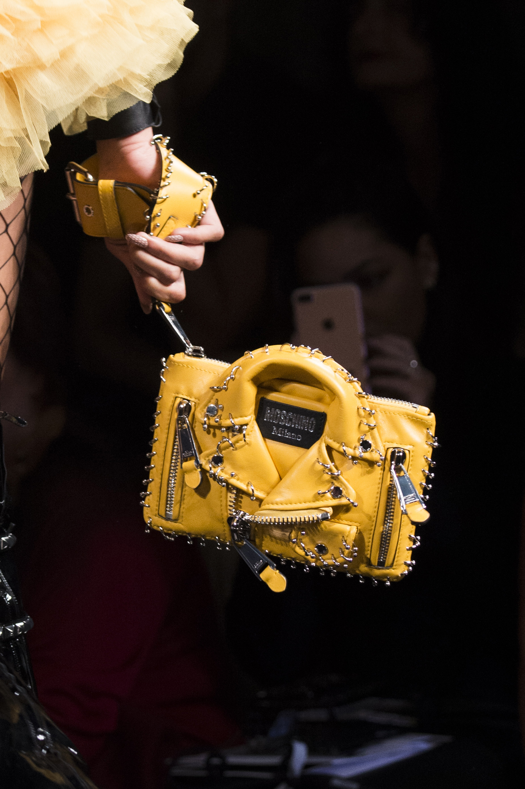 Best Handbags of Milan Fashion Week Spring 2018