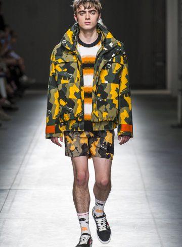 MSGM Spring 2018 Men's Fashion Show
