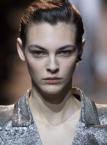 Mugler Fall 2017 Fashion Show Beauty