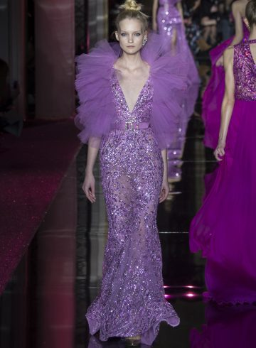 Zuhair Murad Spring 2017 Couture Fashion Show
