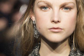 No. 21 Fall 2017 Fashion Show Beauty