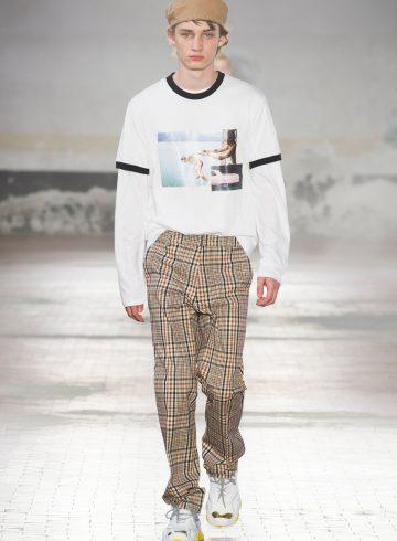No. 21 Spring 2018 Men's Fashion Show