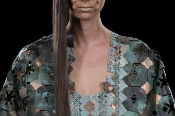 Yumi Katsura Spring 2017 Couture Fashion Show Details