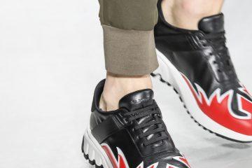 Neil Barrett Spring 2018 Men's Fashion Show Details