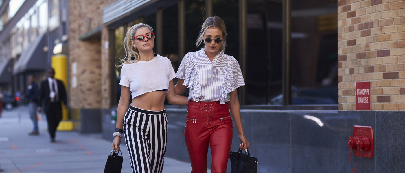 The Best Street Style from New York Fashion Week Street Style Spring 2018Day 3 Cont.