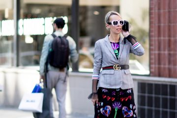 The Best Street Style from New York Fashion Week Street Style Spring 2018Day 4
