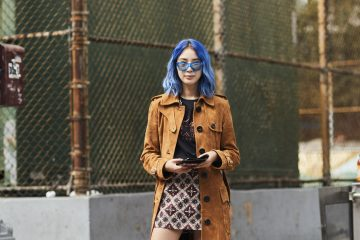 The Best Street Style from New York Fashion Week Street Style Spring 2018 Day 7 Cont.