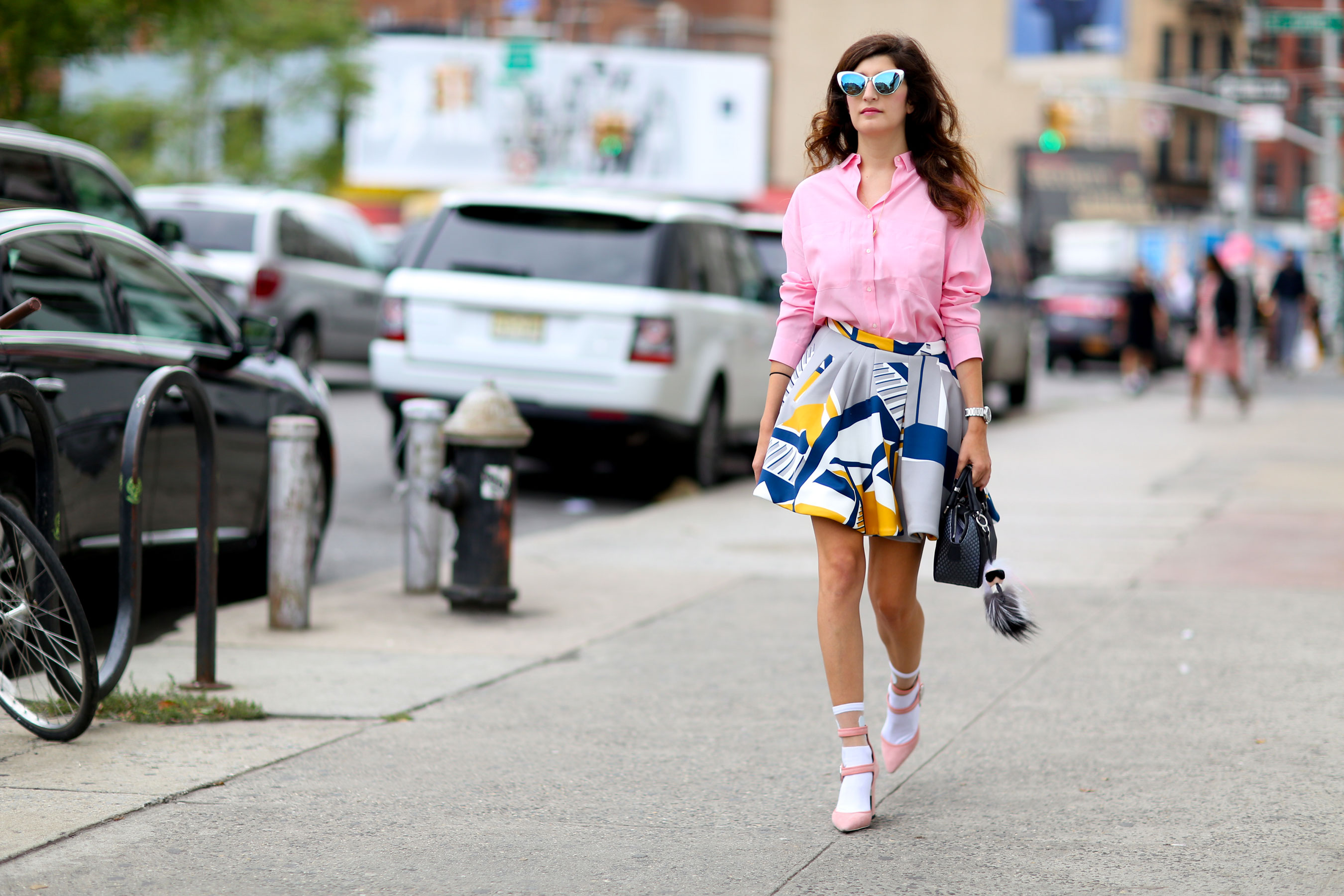 New York Street Style Day 3 Spring 2016 Ads The Impression