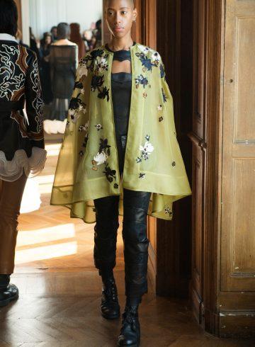 Hyun Mi Nielsen Spring 2017 Couture Fashion Show