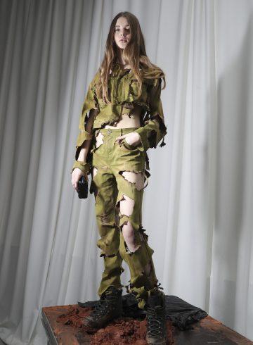 Ottolinger Fall 2017 Fashion Show