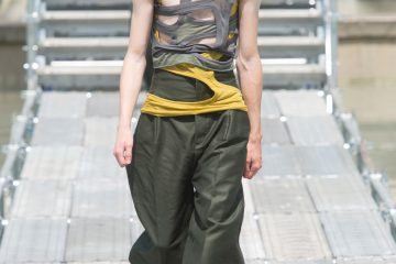 Rick Owens Spring 2018 Men's Fashion Show