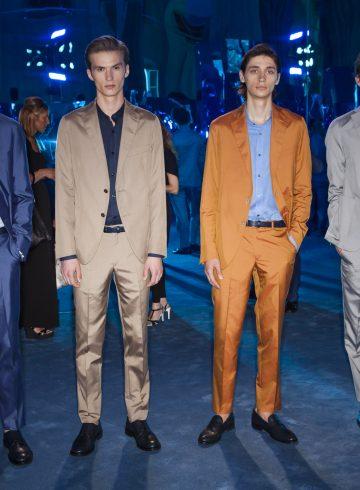 Pal Zileri Spring 2018 Men's Fashion Show