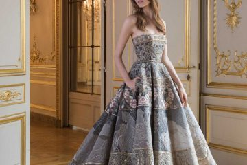 Paolo Sebastian Fall 2017 Couture Fashion Show