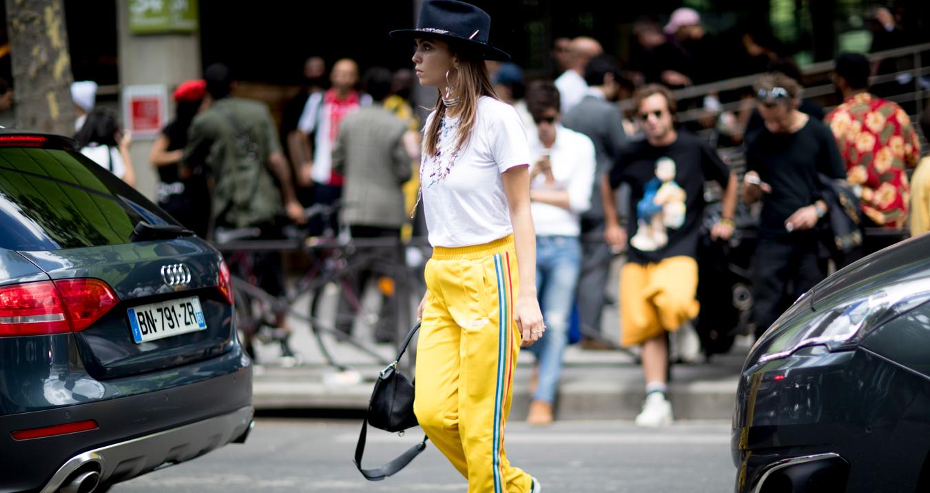 Paris Fashion Week Men's Street Style Spring 2018 Day 5