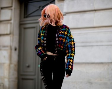 Paris Fashion Week Fall 2017 Street Style Day 3