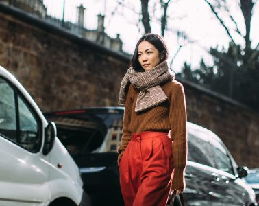 Paris Fashion Week Fall 2017 Street Style Day 6 Cont.