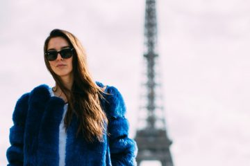 Paris Fashion Week Fall 2017 Street Style Day 3 Cont.