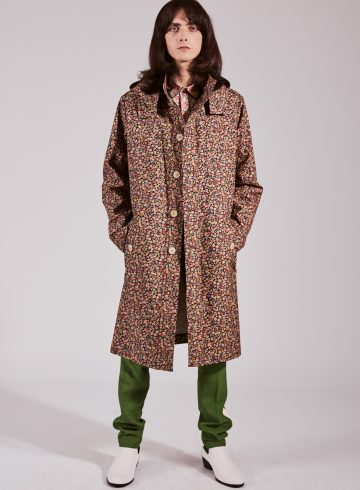 Paul & Joe Spring 2018 Men's Fashion Lookbook