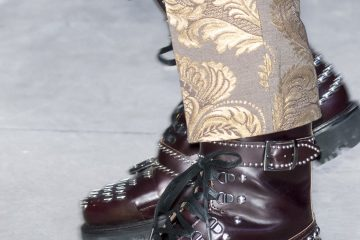 Christian Pellizzari Fall 2017 Menswear Fashion Show Details