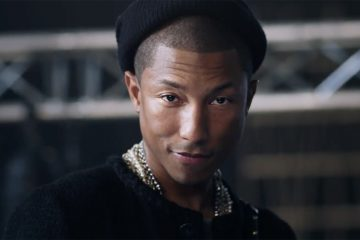 Final Installment of the Gabrielle Series Stars Music and Fashion Icon Pharrell Williams Channeling Coco Chanel