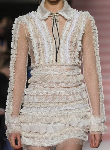 Philosophy Di Lorenzo Serafini Fall 2017 Fashion Show Details