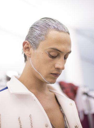 Pigalle Paris Spring 2018 Men's Fashion Show Backstage