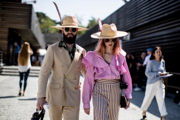 Firenze Pitti Uomo Fashion Week Men's Street Style Spring 2018 Day 3