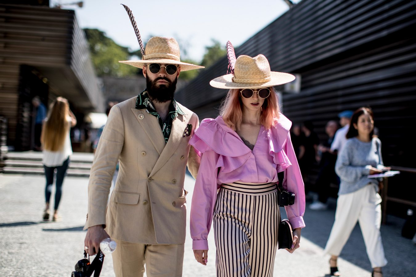 Firenze Pitti Uomo Fashion Week Men's Street Style Spring 2018 Day 3