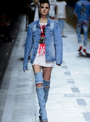 Philipp Plein Spring 2018 Fashion Show