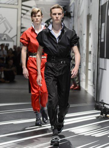 Prada Spring 2018 Mens Fashion Show