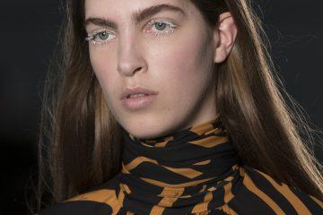 Emilio Pucci Fall 2017 Fashion Show Beauty