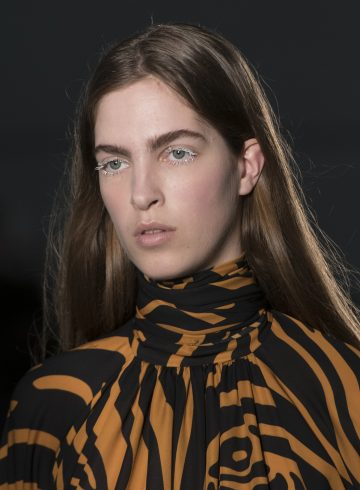 Emilio Pucci Fall 2017 Fashion Show Beauty