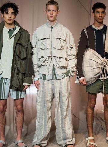 Qasimi Spring 2018 Men's Fashion Show