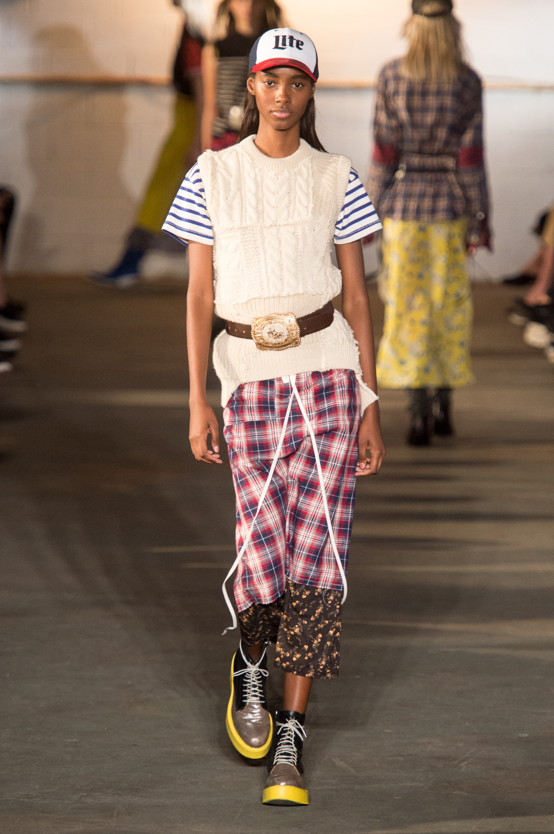 The Top 5 'Other' Designer Collections of New York Spring 2018