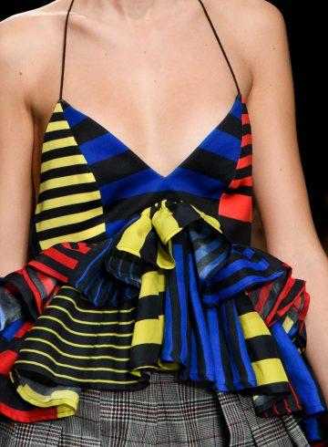 Rahul Mishra Fall 2017 Fashion Show Details