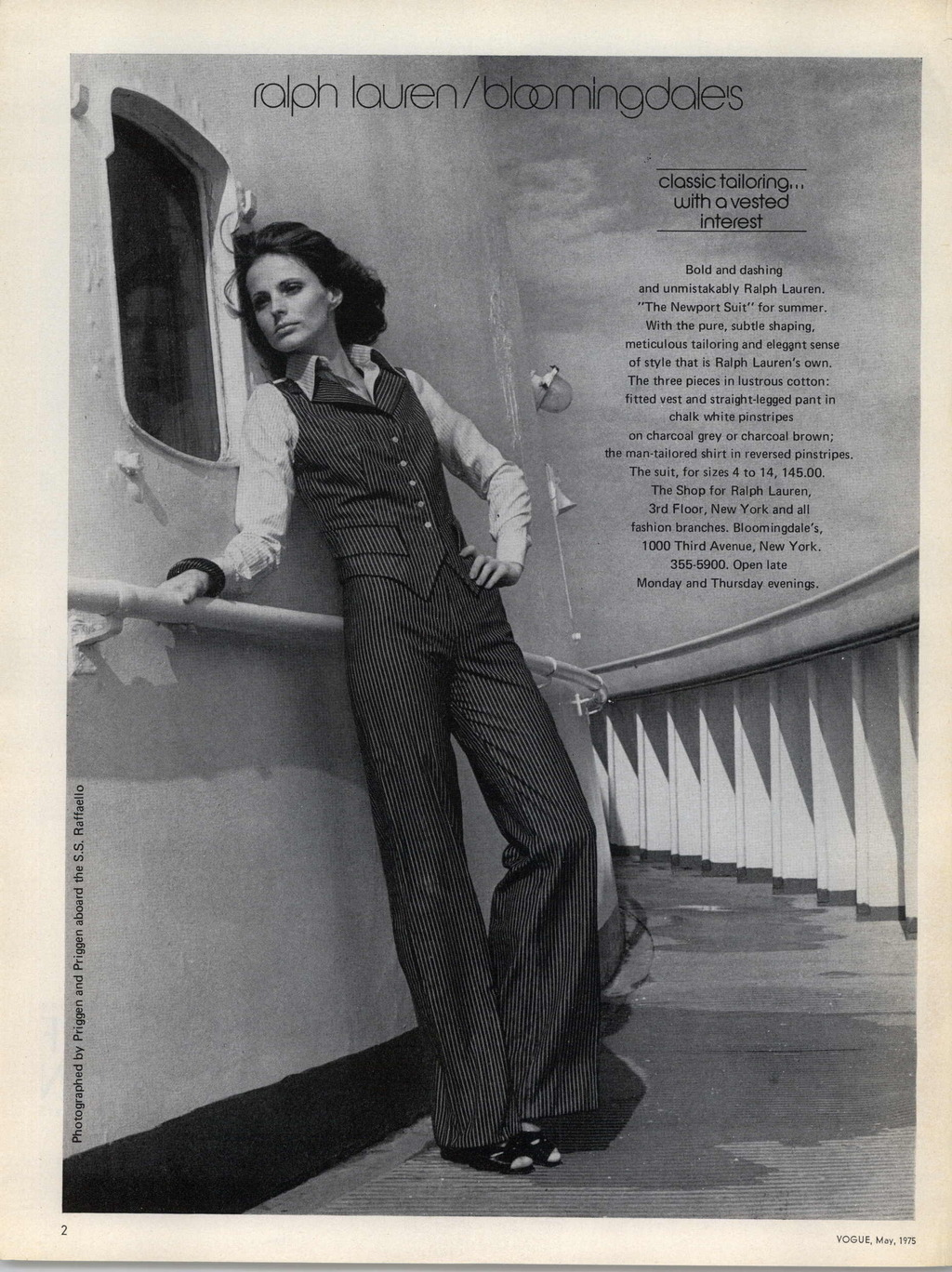 The Best Of Ralph Lauren Collection Ads The Vault The