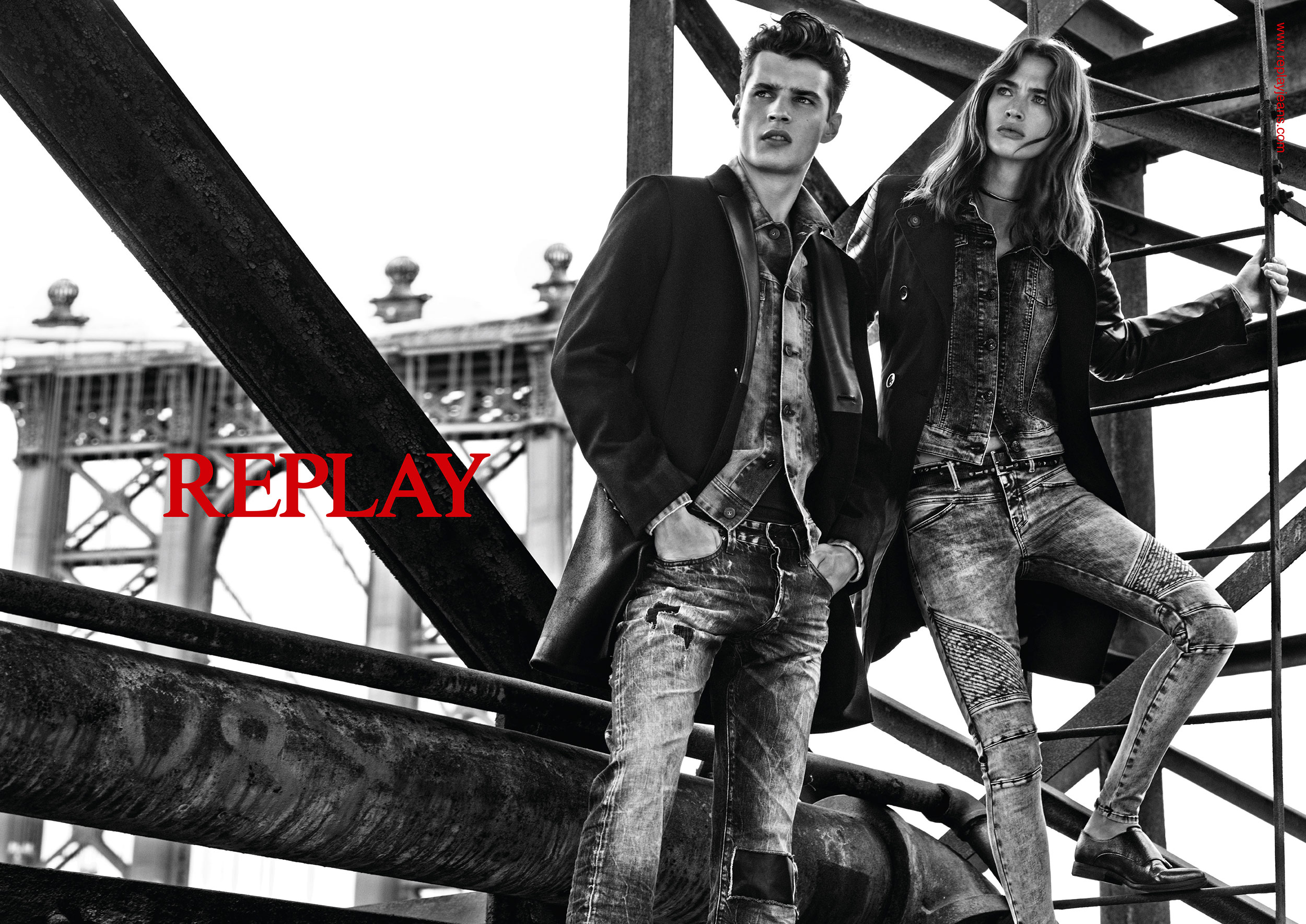 Replay | Fall 2015 Campaign