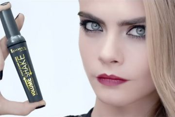 Rimmel and Cara Delevingne's Volume Shake Mascara Music Video